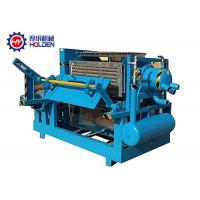 Quality Waste Paper Semi Automatic Egg Tray Machine Manul Type 2000 Pcs Per Hour Capacity wholesale