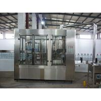 Quality 2000 - 18000 BPH Drink Production Line , Commercial Fruit Juice Production Line wholesale
