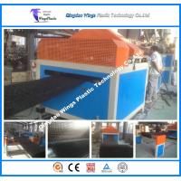 Buy cheap Plastic Lawn Mat Production Line Plastic Grass Mat Extrusion Line from wholesalers