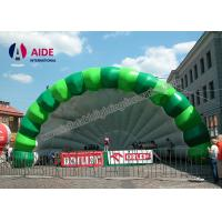 Quality Free Shipping Cost Inflatable Air Roof Shell Shape Cover Stage For Music wholesale