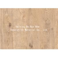 Quality Real Wood Grain Foil Wood Grain Sheets Film wholesale