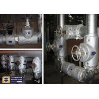 Industry Valve Cover Smiple Installation Removable Insulation Jacket Anti