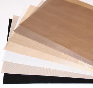 China PTFE Coated Fiberglass Cloth on sale