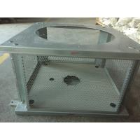 Quality Communication Device Cabinet Sheet Metal Enclosure Fabrication Steel Material wholesale
