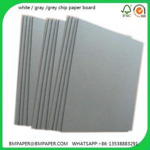 China Large size grey board paper China / Standard paper size China / Paper size board on sale
