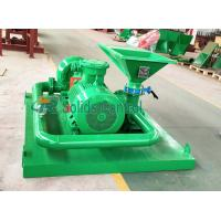 China Durable Mud Mixing Equipment 45kw Motor Power 180m3/H Capacity API Certificate on sale