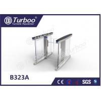 Quality Bridge - Type Office Security Gates LED  Light Direction Guide And LED Display wholesale