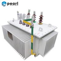 Quality Three Phase Oil Immersed Transformer With Two Windings Up To 35 Kv wholesale