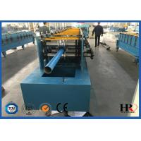 Quality External Chain Drive Downspout Forming Machine Color Coated Steel Sheet wholesale