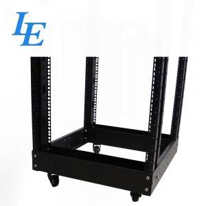 Cheap Strong Structure 4 Post Server Rack Shelf Adjustable Depth Cabinet Modular for sale