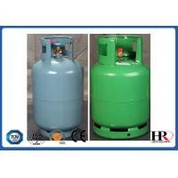 China Professional Gas Tank / Compressed Gas Cylinders for LPG DOT Certificate on sale