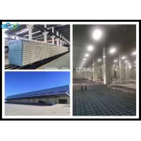 Quality 50mm 75mm Pu Panel For Cold Room , Polyurethane Cold Room Insulation Panels wholesale