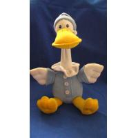 Quality Custom Plush Toy of Funny Fauntleroy Duck Cartoon Characters Walt Disney wholesale