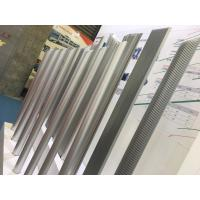 Quality High Density High Powder Aluminium Heat Sink Profiles from Big Extrusion Press wholesale