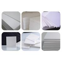 Quality 4x8 15mm Expanded Foam Sheet , Cabinets Use White Foam Board Customized wholesale
