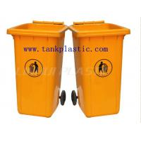 Quality 240L Plastic waste bins with CE certificate wholesale
