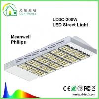 Quality Highway / Roadway Street LED Lights 100w 200w With 5m 8m 10m Pole , 5 Years Warranty wholesale