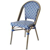 Quality Strong Bent Rattan Frame Durable Stackable Restaurant Chairs wholesale