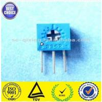 Quality single-turn trimming cermet potentiometer 3362 wholesale