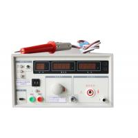 Quality Portable Electrical insulation Helmet Testing Equipment / Instruments with LED display wholesale