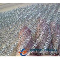 Cheap 90-150 Model Knitted Mesh, With High Collection Efficiency Features for sale