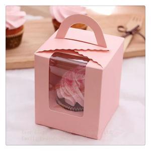 Quality ice cream box dessert packing box cake box Gift Box custom design box sweetmeats box wholesale