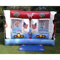 Quality Anime Inflatable Bounce Houses Sumo Wrestling Ring Sports Bounce House wholesale