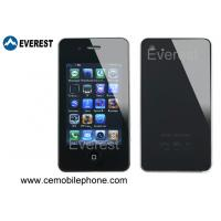 Quality GPS Tracking mobile phone WiFi TV dual sim cell phone Everest F073 wholesale