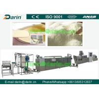 Cheap Fully Automatic Baby food nutritional powder production line/extruder making machinery with CE for sale