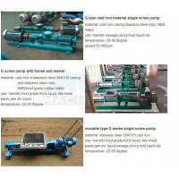 Quality Stainless Steel Non-Leakage Chemical Centrifugal Pump & Mini Screw Pump/High Quality Pumps wholesale