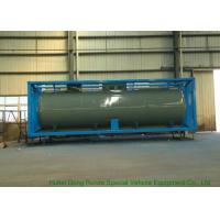 Quality 30FT T14  ISO Tank Container For Chemical , International Tank Containers wholesale