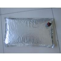 China Tap Style Aluminum Foil Bag-in-Box Wine Package Pouches on sale