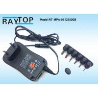 Cheap Usb 5v 1a Universal Ac / Dc 3- 12v Power Adapter 2500ma Short Circuit Protection for sale
