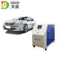 Quality Oxyhydrogen Car Carbon Cleaning Machine 380V Three Phases Voltage For Diesel / Petrol Engine wholesale