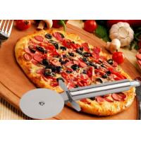Cheap Sanding Polishing Stainless Steel Pizza Cutter With Handle Filler 198 x 67 x 25mm for sale