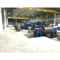 Quality Economical high mast light pole production line / Cutting Machine for light pole 12000mm wholesale