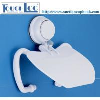 China Bathroom Toilet Paper Dish Holder with Cover ( DG-SF1011W) on sale