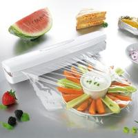 Quality ABS Food Small Kitchen Tools Plastic Wrap Cutter For Foil As Seen On TV Items wholesale