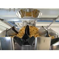 China High Speed Chemical Powder Pouch Packing Machine , Automatic Bagging Machin on sale