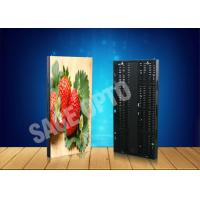 Quality High Definition LED Curtain Screen Advertising Window Transparent Display wholesale