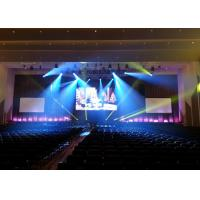 Quality HD P4 Big LED Screens Flexible LED Screen For Festival of Music wholesale