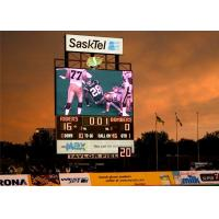 China High Definition Stadium LED Display Outdoor 10mm Digital Advertising Boards on sale