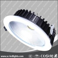 Quality high bright high quality 3 years warranty dimmable cob led downlight wholesale