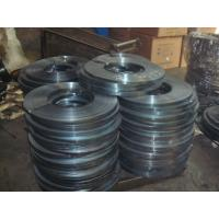 Quality cold - rolled electrical heat Prime packing Blue Steel Packing Strip / Strap wholesale