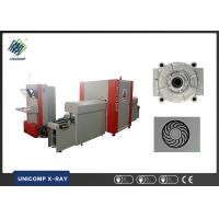 Quality Online Industrial X Ray Machine System Metal Aluminum Detector 1650 Mm × 2014 Mm× 2097 Mm wholesale