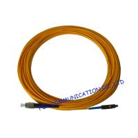 Quality MU Fiber Optic Patch Cord For Fiber Optc Devices , Simplex patch cord 2.0mm wholesale