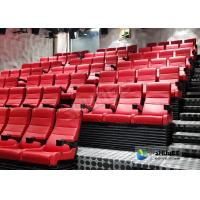 Buy cheap Durable Red LTC Synchronized Method 4D Movie Theater 5.1 Audio System from wholesalers