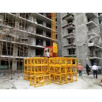 Quality High Speed Temporary Construction Elevators Smoothly Starting And Stopping wholesale