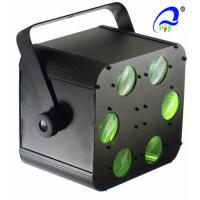 Quality DJ Special Effects Lights 30 Watt RGB Six Eyes LED Disco Light With Bubble Effect wholesale