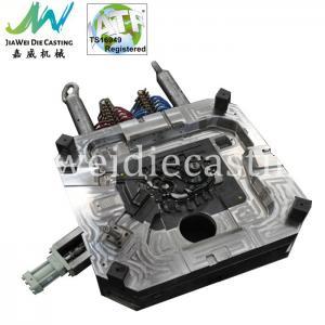 Quality High Pressure Custom Aluminum Die Casting Mold with Accurate & Efficient Design wholesale